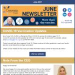June Newsletter Scaled