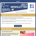 July Newsletter Scaled